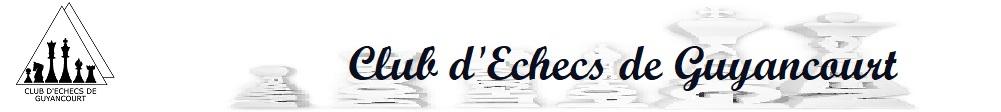 Club d'Echecs de Guyancourt